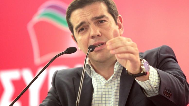 Ο πρωθυπουργός και πρόεδρος του ΣΥΡΙΖΑ Αλέξης  Τσίπρας (Φωτο: ΑΠΕ)