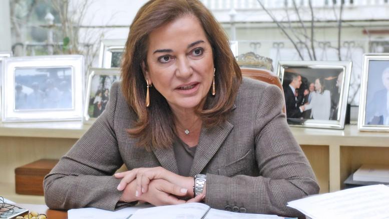 Ντόρα Μπακογιάννη. (Photo  :απο  tovima.gr)