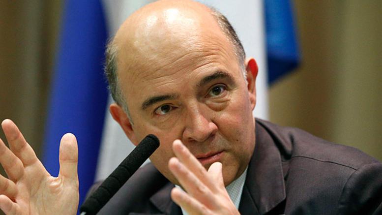 Πι;eρ Μοσχοβισί (Photo απο Left.gr)