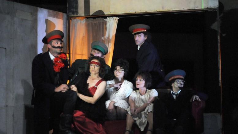 Το Théâtre Du Radeau παρουσιάζει το έργο του Φρανσουά Τανγκύ, 16-18 Ιουλίου, στο πλαίσιο των εκδηλώσεων του Φεστιβάλ Αθηνών.  Πέμπτη 16 Ιουλίου 2015. (Φωτό: ΕΥΗ ΦΥΛΑΚΤΟΥ).