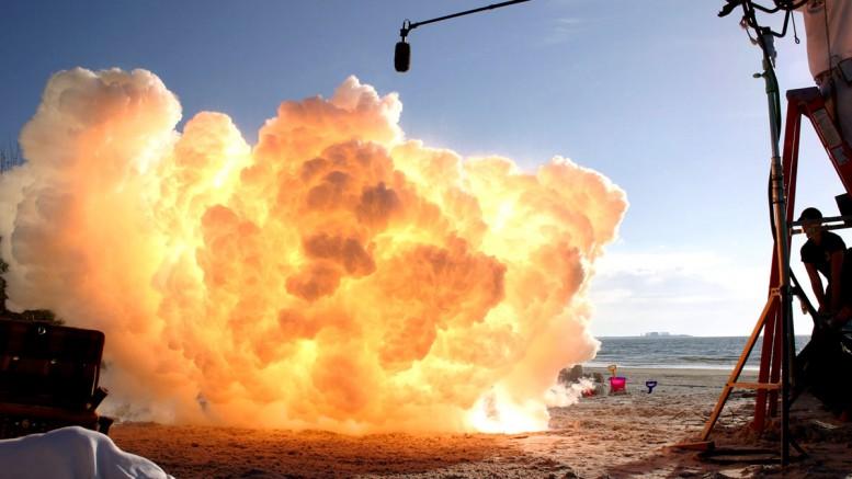 NHR Explosion