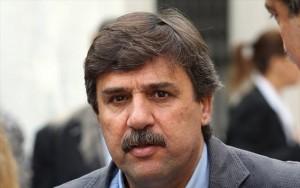 Ο υπουργός υγείας Ανδρέας Ξάνθος (ΦΩΤΟ: ΑΠΕ- ΜΠΕ / ΠΑΝΤΕΛΗΣ ΣΑΊΤΑΣ)