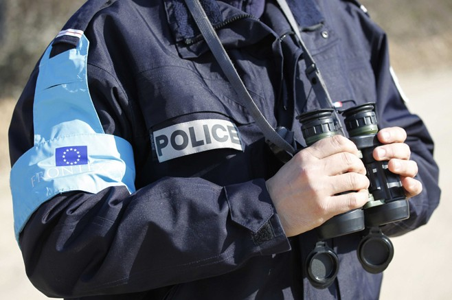 GREECE:Frontex- Control at Greek-Turkish border