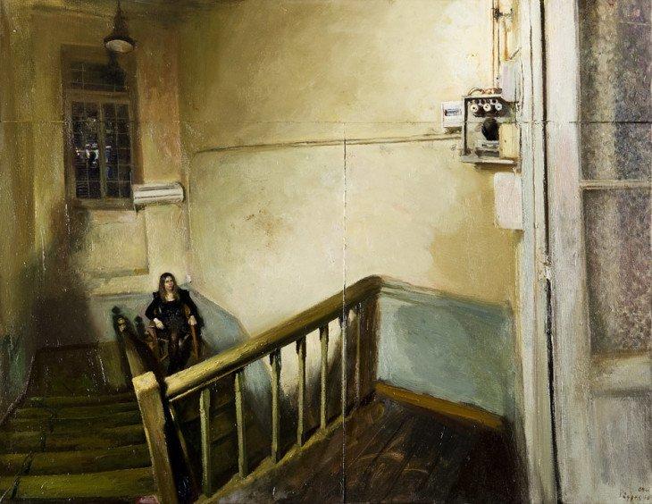 giorgos-rorris-maria-on-the-stairs
