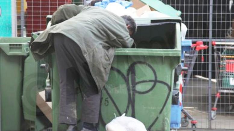 Η κατάσταση του έθνους.  Άστεγος στην Καρδίτσα. Η κυβέρνηση δεν έχει ολοκληρώσει το όραμά της  (ΑΠΕ- ΜΠΕ)