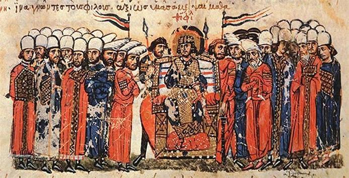 Ο Θεόφιλος, όντας φαλακρός– απαγόρευσε τα μακριά μαλλιά στο Βυζάντιο και πετάλωσε τα χέρια ενός εικονολάτρη. Κατά τα άλλα, όμως. ήταν ένας δίκαιος αυτοκράτορας που ήθελε την Αναγέννηση που δεν ήλθε ποτέ. Παραδόξως.