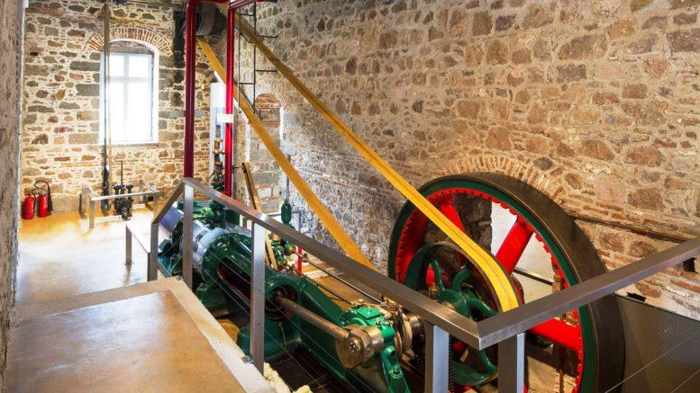 Ατμομηχανή από τα εργοστάσια Ryston Proctor & Co, ©Nίκος Δανιηλίδης - ΠΙΟΠ