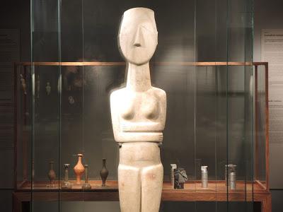 Weiwei cycladic museum tears1