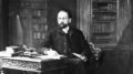 Emile Zola - French Writer - Photographic portrait by Felix Nadar