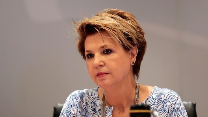 Όλγα Γεροβασίλη: Η υπουργός που δεν αστειεύεται καθόλου - Ανοιχτό Παράθυρο